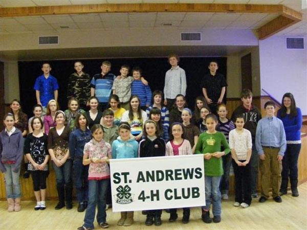St. Andrews: 4H
