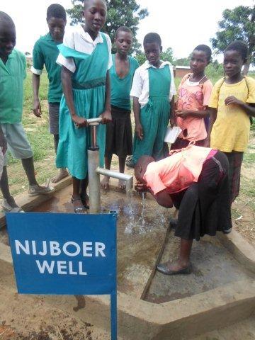 Wishing Wells: Chonde Primary Malawi sponsored by W.Nijboer