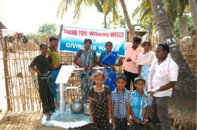 Wishing Wells: India