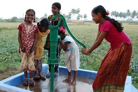 Wishing Wells: Koduru India