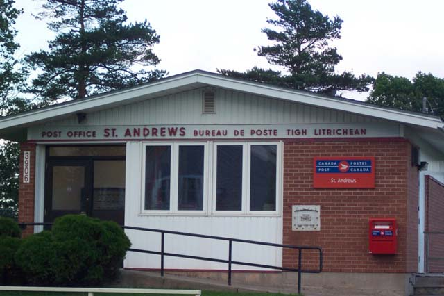 St. Andrews Post Office