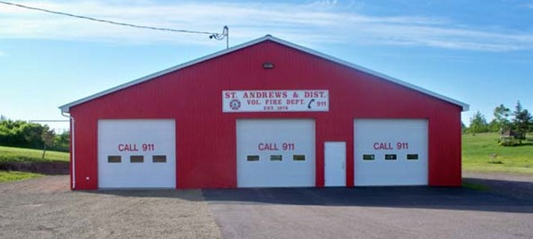 St. Andrews: Fire Hall