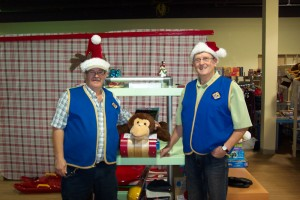 Knights of Columbus: Toy Drive