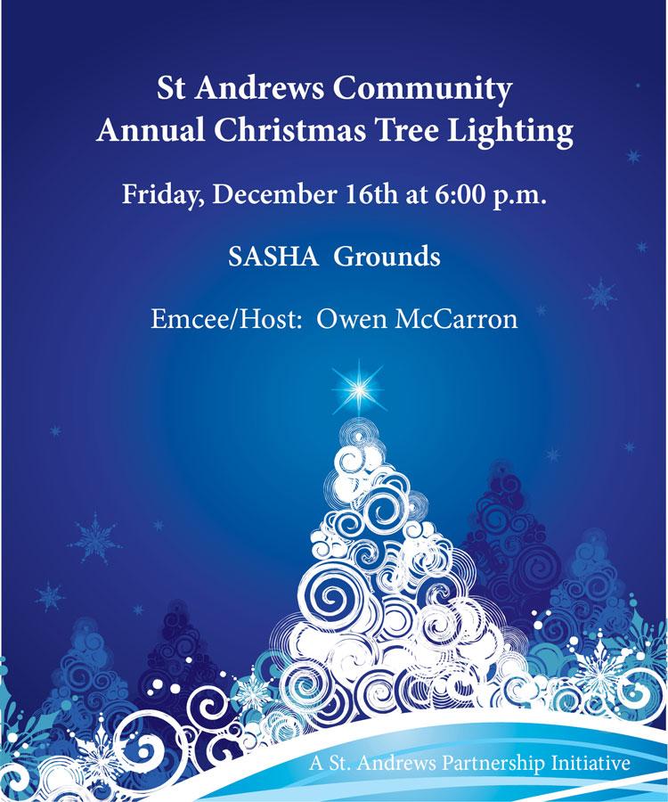 St. Andrews Community: Tree Lighting